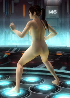 DOA5 Nude Mod-All woman nude 100%