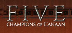 Download  FIVE: Champions of Canaan Crack Full Crack