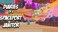 Download Diaries of a Spaceport Janitor – ALiAS Crack Full Crack