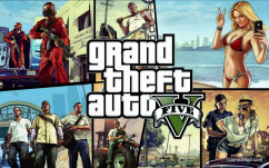 Download Grand Theft Auto 5 Pc Update v1 And Crack v2 Full Crack