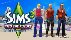 Download The Sims 3 Into The Future-FLT For PC Direct Link Full Crack